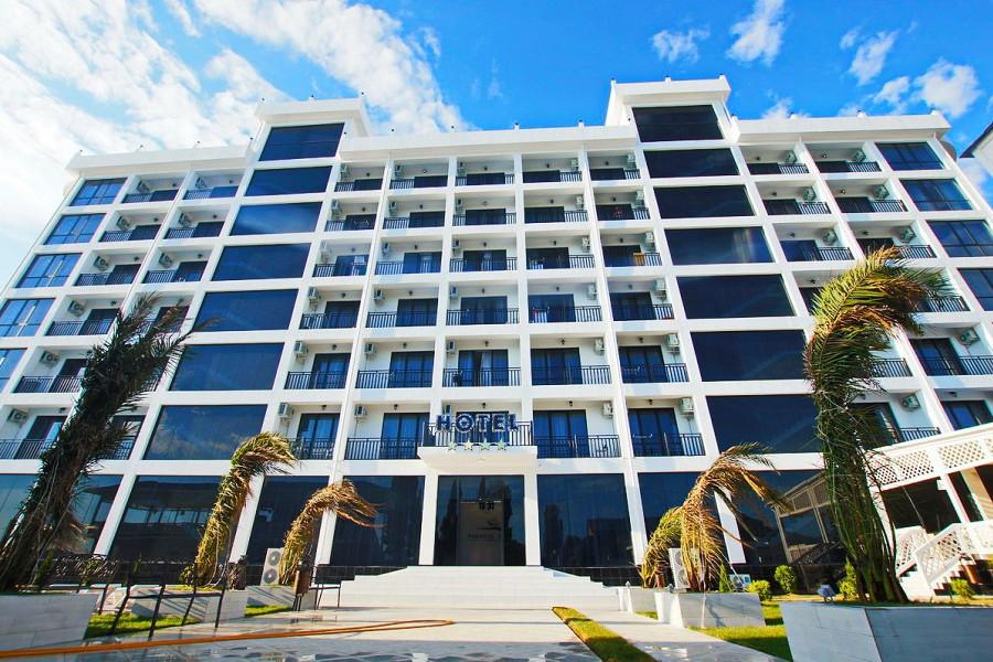Paradise Beach Hotel, Абхазия, Пицунда, пос. Алахадзы