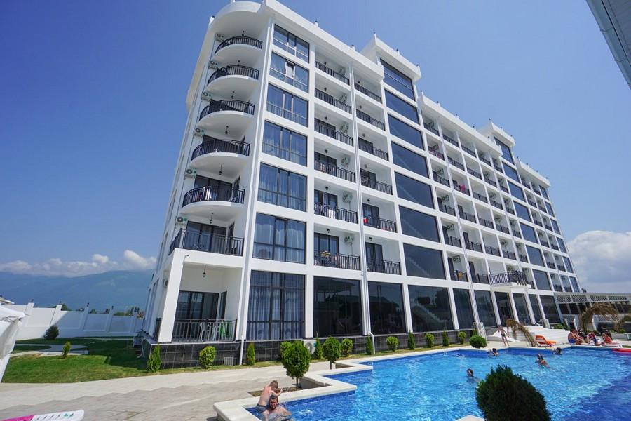 Бассейн Paradise Beach Hotel
