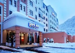 Park Inn by Radisson Rosa Khutor, Красная Поляна, Сочи