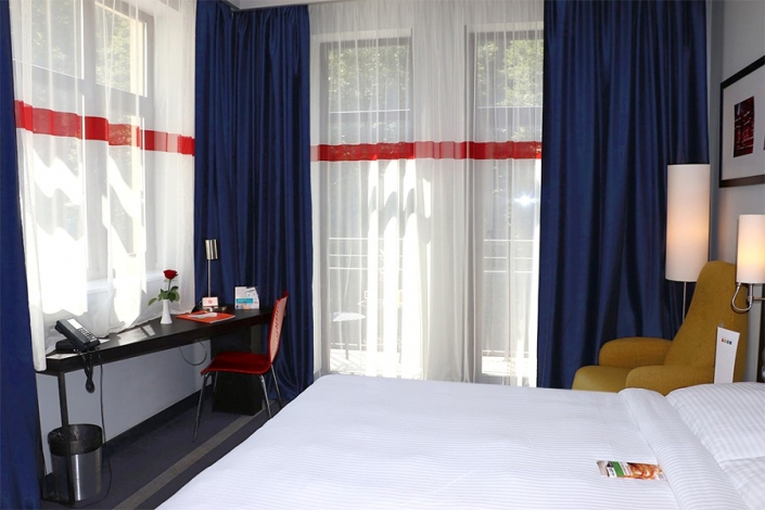 Супериор с балконом Park Inn by Radisson Rosa Khutor