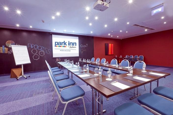 Конференц-зал Park Inn by Radisson Rosa Khutor
