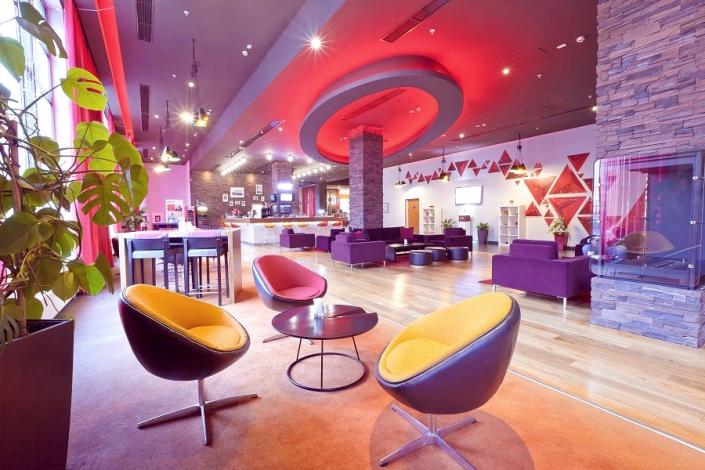Лобби-бар Park Inn by Radisson Rosa Khutor