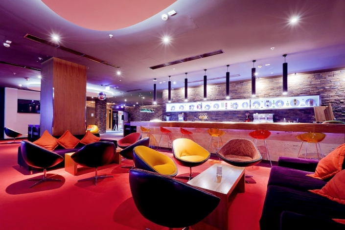 Лаунж-бар Park Inn by Radisson Rosa Khutor