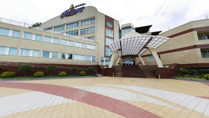 Гостиничный комплекс Парус, Сочи