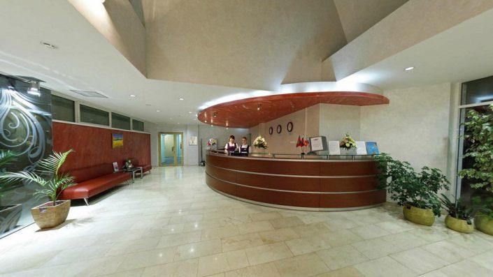 Служба приема и размещения гостиничного комплекса Парус