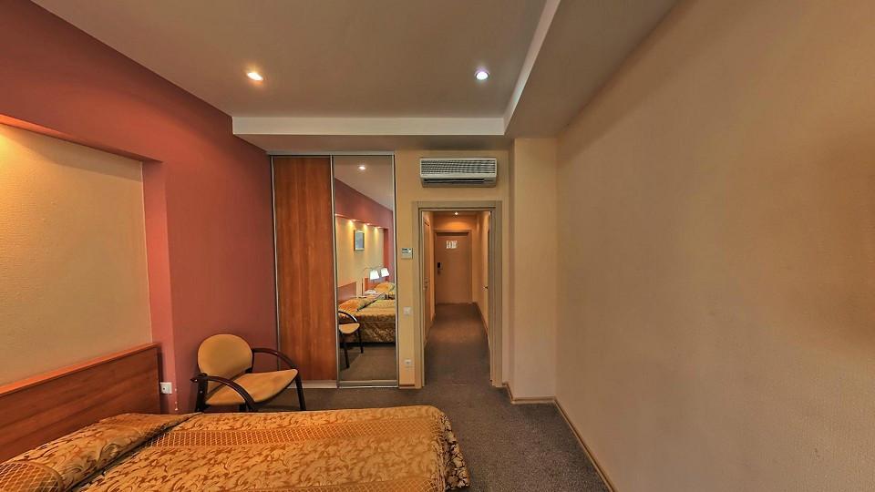 Стандарт двухместный в Главном корпусе гостиничного комплекса Парус