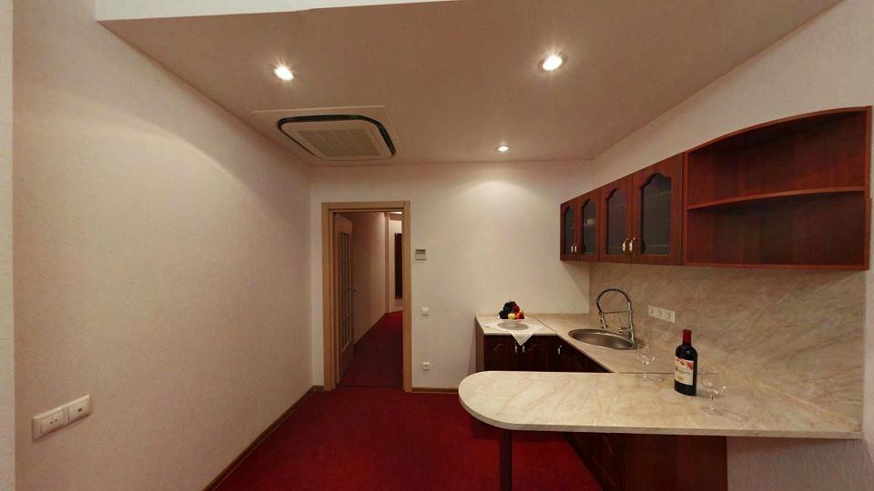 Номер Студия в Главном корпусе гостиничного комплекса Парус