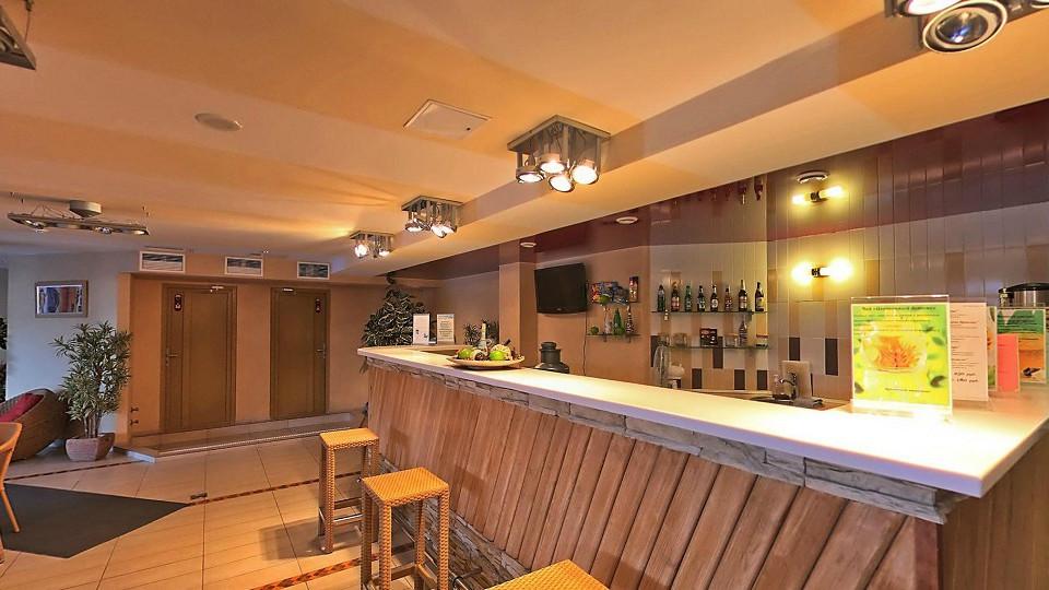 Фито-бар в спа-центре гостиничного комплекса Парус