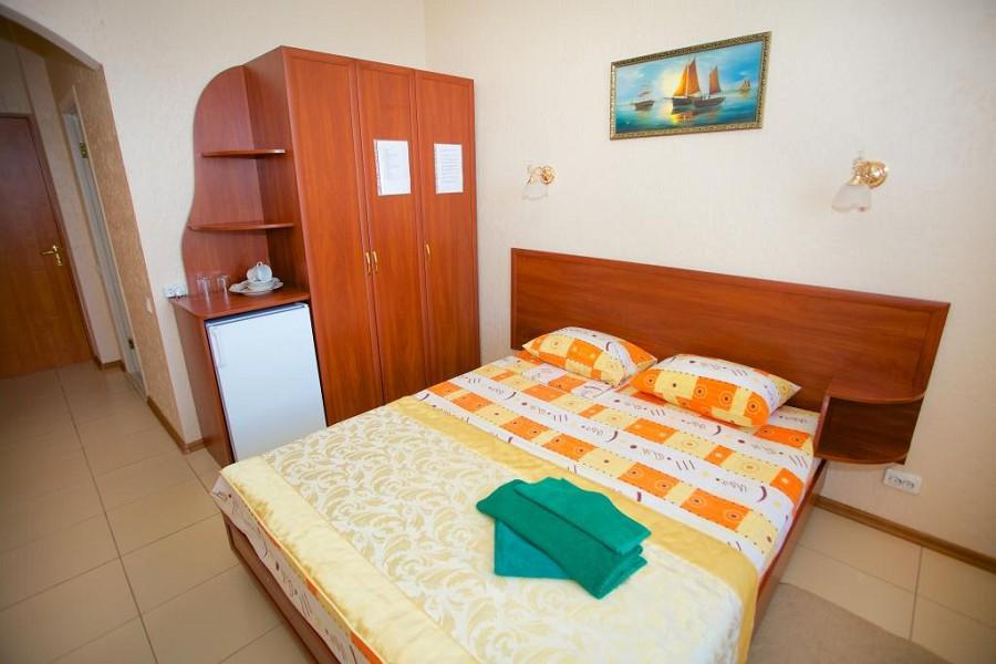 Панорамный двухместный номер в Корпусе № 2 санатория Парус