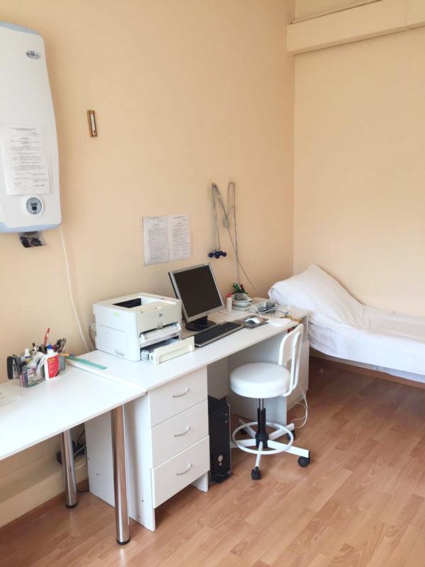 Лечебно-оздоровительный комплекс санатория Парус