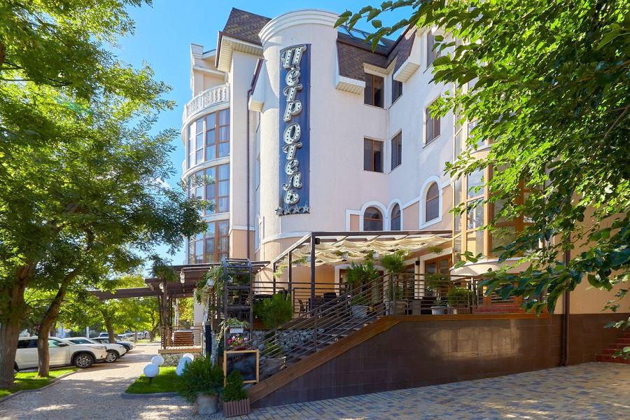 Отель Петр, Евпатория, Крым