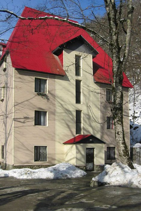 Отель Пирамида, Красная Поляна, Сочи
