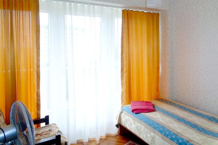 Стандарт одноместный дома отдыха Питиус, Пицунда, Абхазия