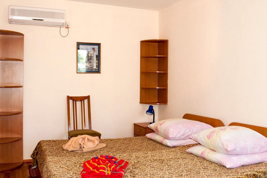 Полулюкс двухместный двухэтажный в коттедже, Корпус 6 санатория Полтава-Крым