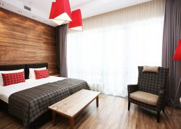 Стандартный номер гостиничного комплекса Поляна 1389 Отель и Спа, Красная Поляна, Сочи