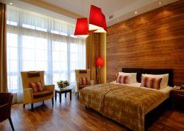 Номер Студия гостиничного комплекса Поляна 1389 Отель и Спа, Красная Поляна, Сочи