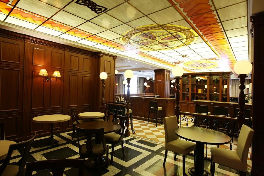Ирландский паб гостиничного комплекса Поляна 1389 Отель и Спа, Красная Поляна, Сочи