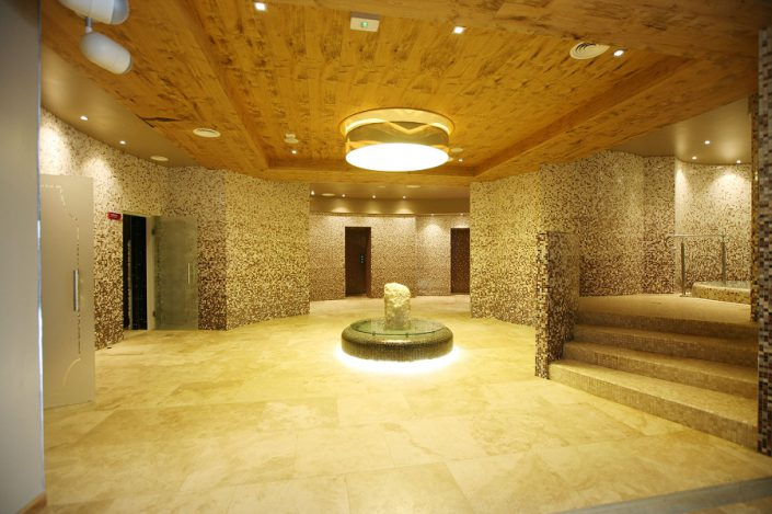 Спа-комплекс гостиничного комплекса Поляна 1389 Отель и Спа, Красная Поляна, Сочи