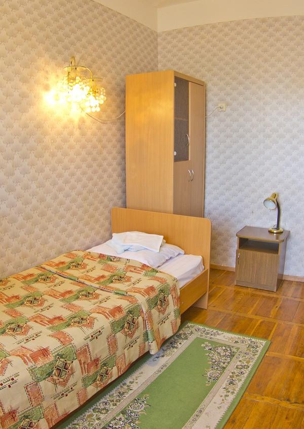 Стандарт одноместный номер в Главном корпусе санатория Приморский