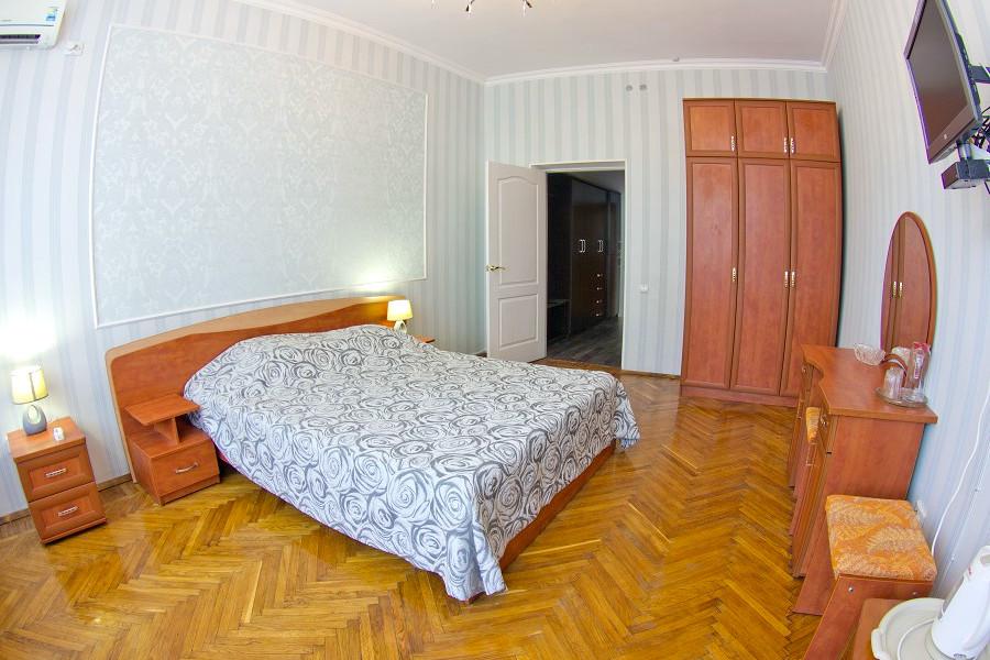 Улучшенный двухместный в Корпусе 2 санатория Приморский