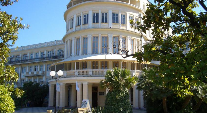 Гостиница Приморская, Сочи