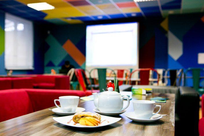 Кафе-холл отеля Приют Панды