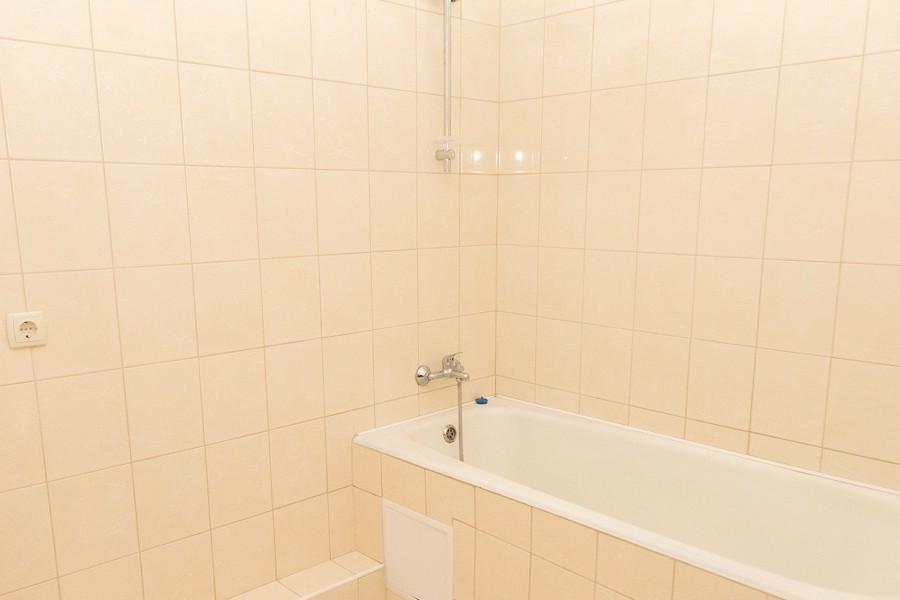 Туалетная комната номера Комфорт в Корпусе 5 пансионата Профессорский уголок