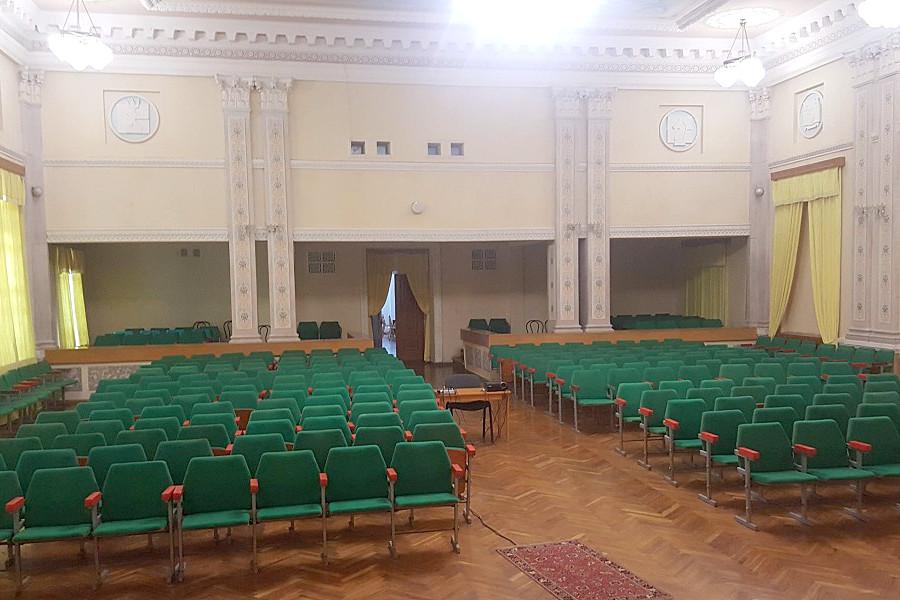 Киноконцертный зал пансионата Профессорский уголок