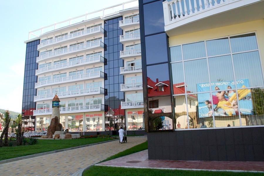 Отель Прометей клуб, Сочи, Лазаревское