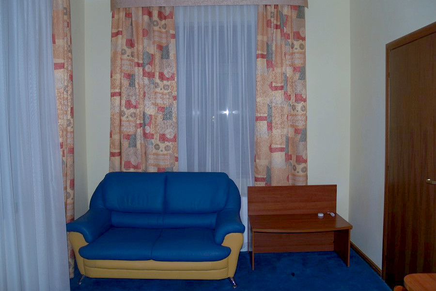Сюит двухкомнатный в Коттедже отеля Прометей клуб