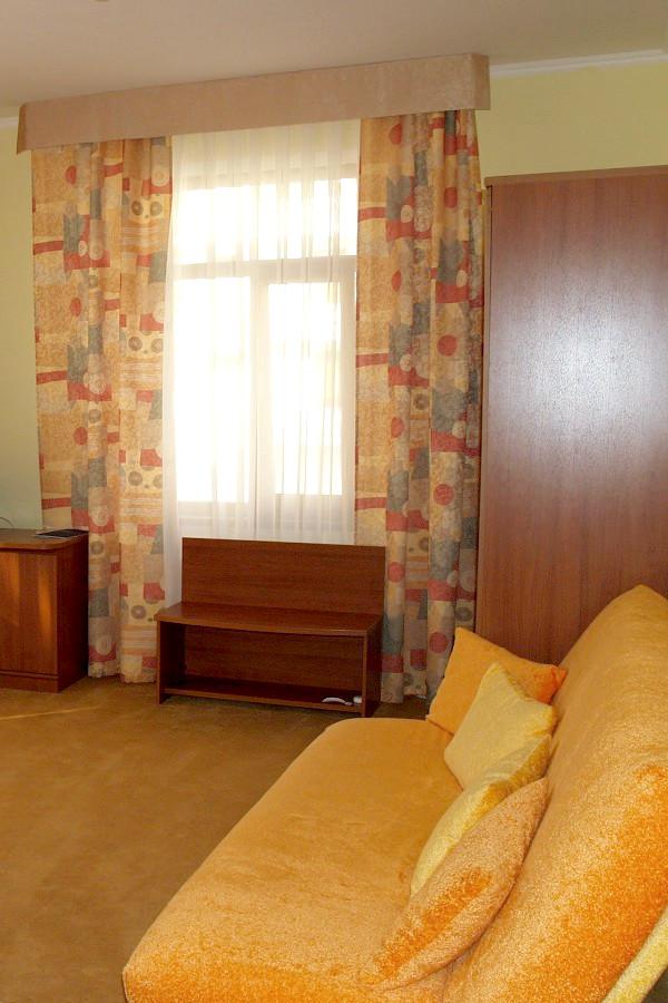 Люкс в Коттедже отеля Прометей клуб