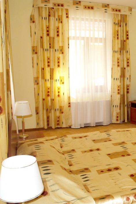 Люкс двухкомнатный в Коттедже отеля Прометей клуб