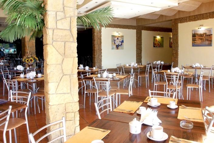 Ресторан Таверна отеля Прометей клуб
