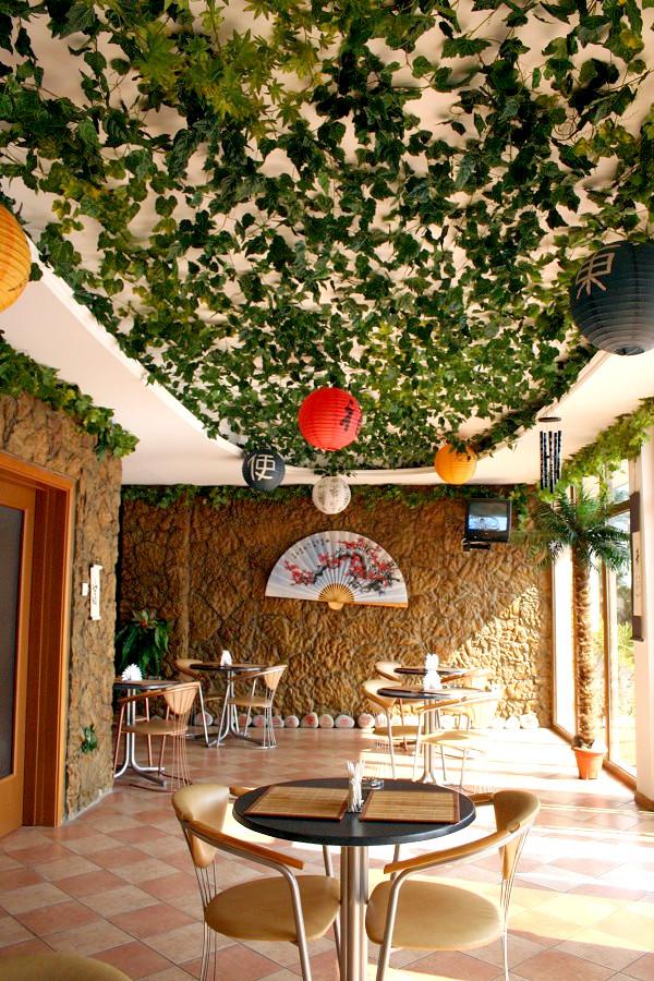 Суши-бар отеля Прометей клуб