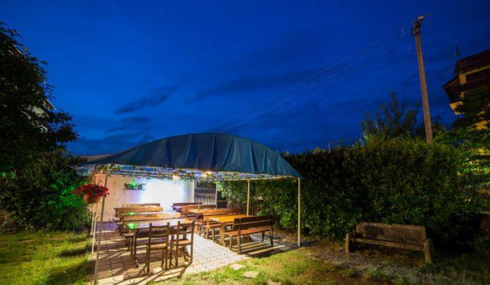 Кафе гостиницы Пшада