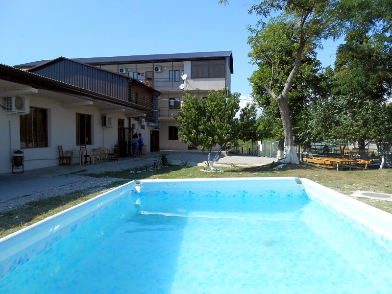 Отель Пшандра, Бамбора, Гудаута, Абхазия