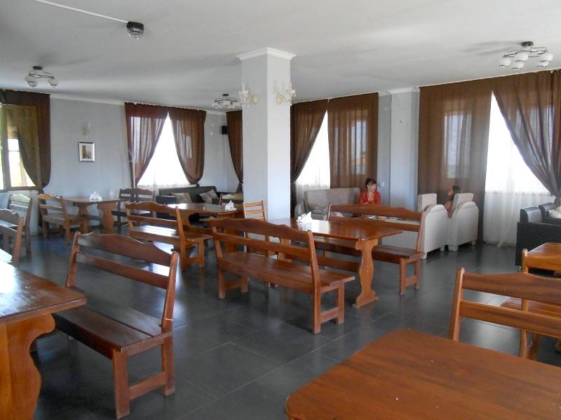 Ресторан отеля Пшандра, Бамбора, Гудаута, Абхазия