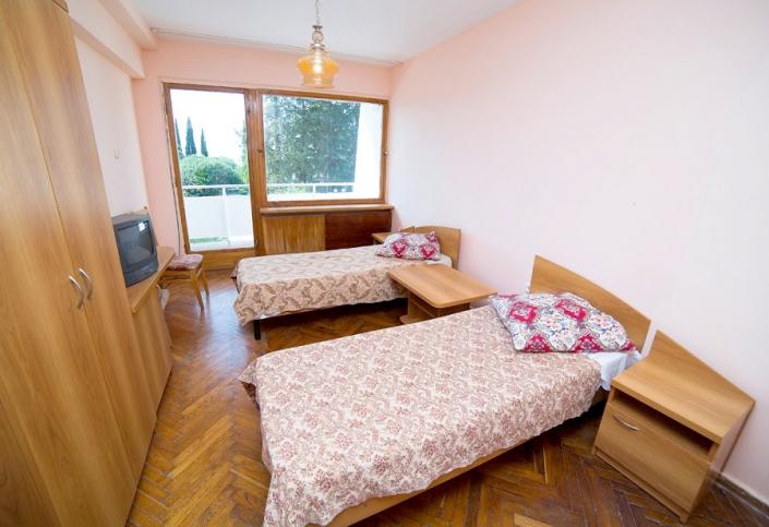 Стандарт двухместный дома отдыха Псоу