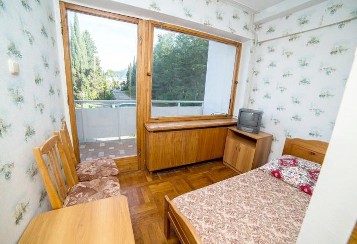 Стандарт трехместный дома отдыха Псоу