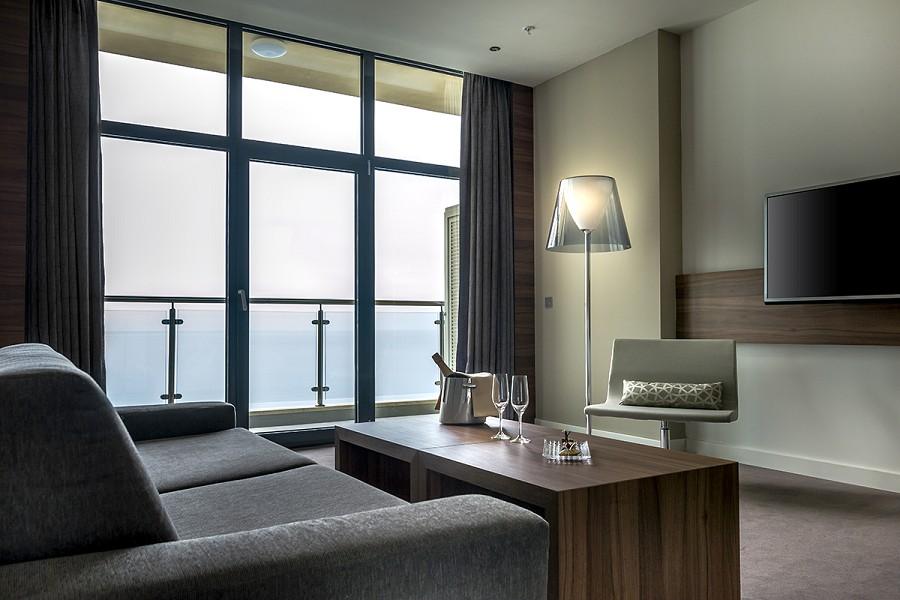 Номер Suite отеля Pullman Sochi Centre
