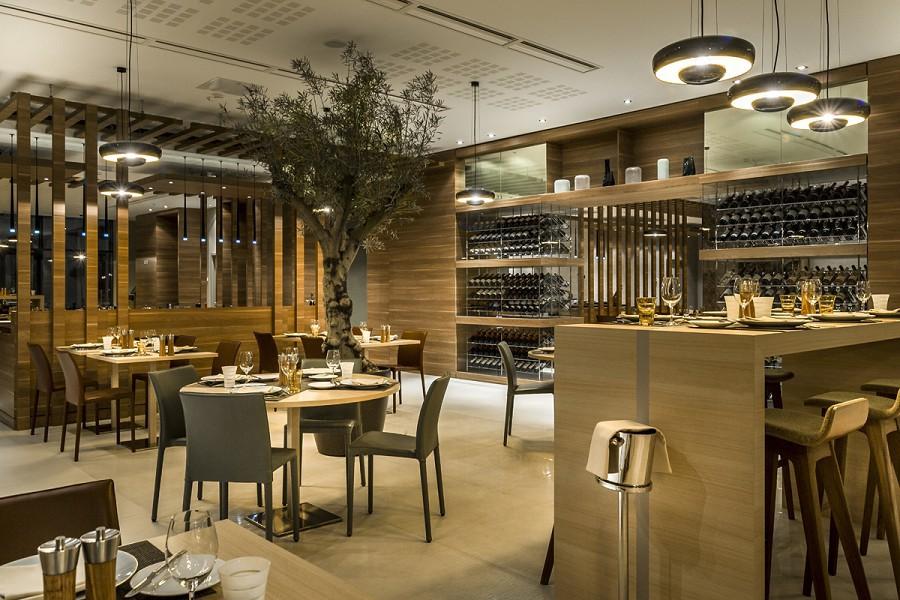 Ресторан Sel Marin отеля Pullman Sochi Centre