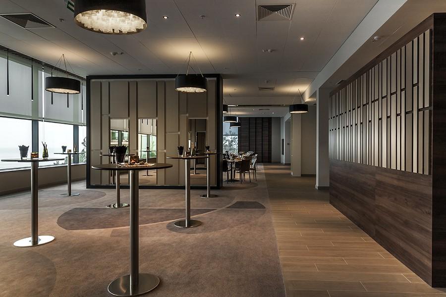 Банкетный зал Gentian отеля Pullman Sochi Centre