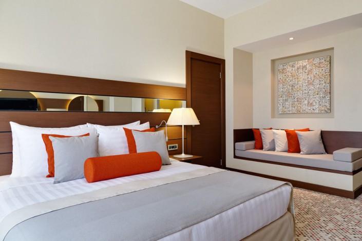 ДвуНомер Супериор в отеле Radisson Blu Resort & Congress Centre Sochiхместный номер в отеле Radisson Blu Resort & Congress Centre Sochi