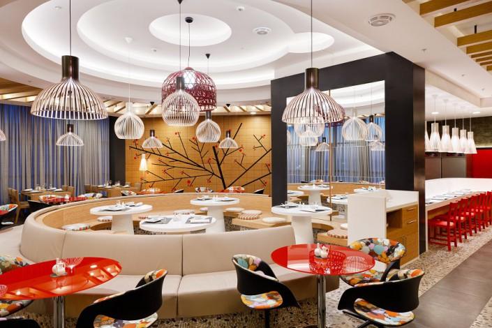 Суши-бар Микадо в отеле Radisson Blu Resort & Congress Centre Sochi