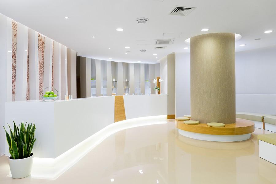 Спа-комплекс в отеле Radisson Blu Resort & Congress Centre Sochi