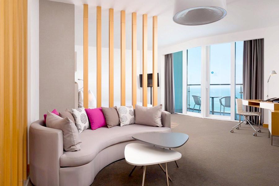 Люкс Junior двухместный в отеле Radisson Collection Paradise Resort & Spa, Сочи