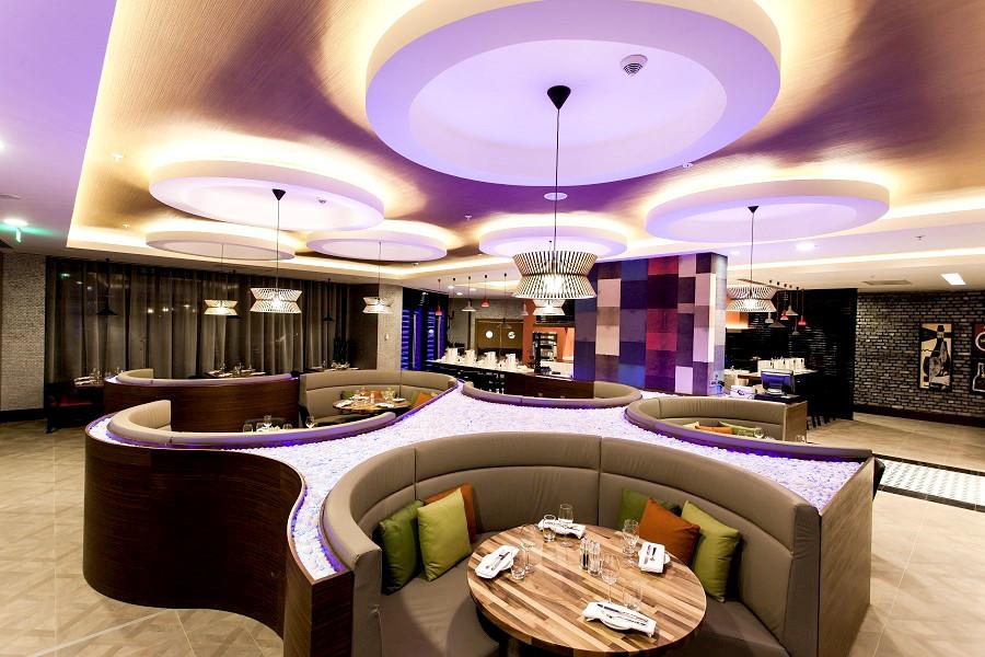 Ресторан в отеле Radisson Collection Paradise Resort & Spa, Сочи