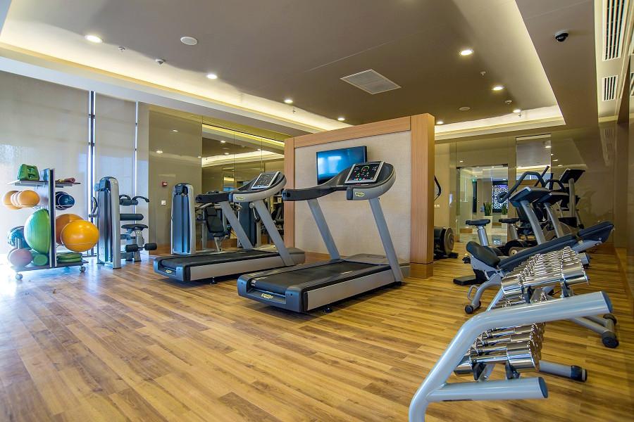 Фитнесс-центр в отеле Radisson Collection Paradise Resort & Spa, Сочи