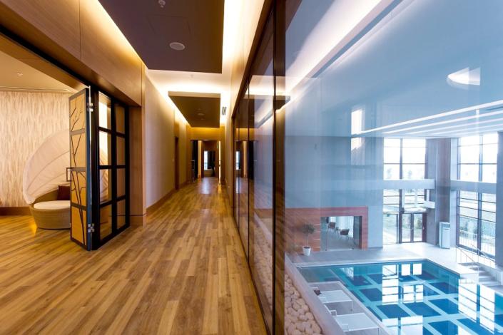 Спа-комплекс в отеле Radisson Collection Paradise Resort & Spa, Сочи