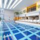 Бассейн в спа-комплексе отеля Radisson Collection Paradise Resort & Spa, Сочи